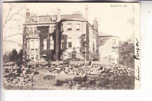 UK - SCOTLAND - AYRSHIRE, Alloway, Doonholm, 1905