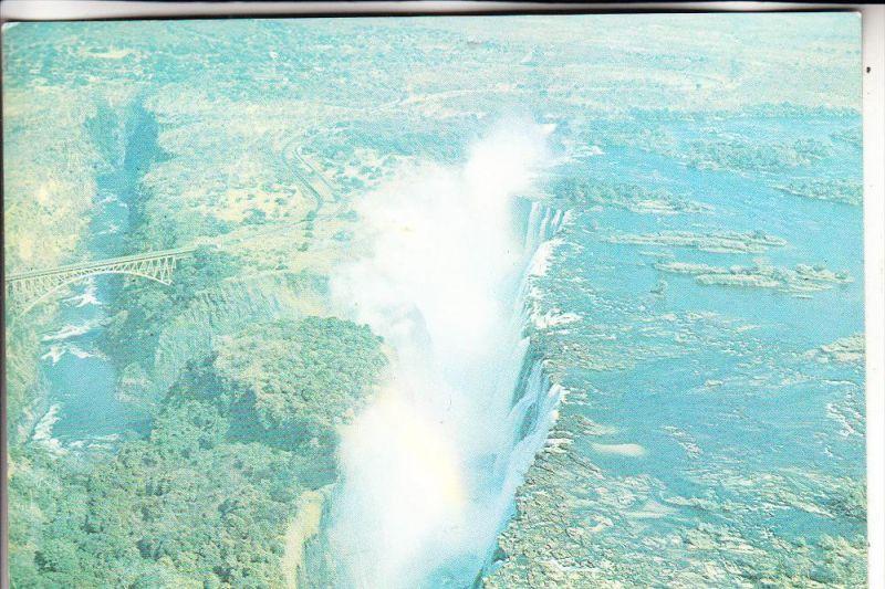 RHODESIA / SIMBABWE, Victoria Falls, 1978