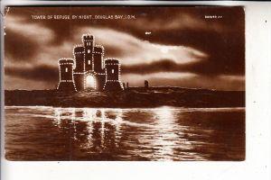 UK - ENGLAND - ISLE OF MAN, DOUGLAS, Tower of Refuge, 1934
