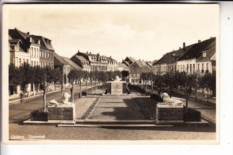4170 GELDERN, Ehrenmal, 1932