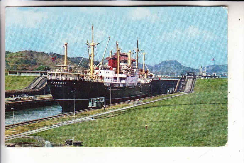 PANAMA, Panama-Canal, MS
