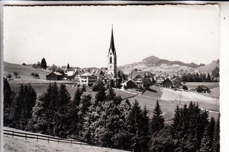 CH 9064 HUNDWIL, Panorama, Nachgebühr - Beleg DDR