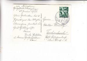 DEUTSCHES REICH, 1938, Michel 660, AK Einzelfrankatur 30.1.38, Sonderstempel, AK Haus der Deutschen Kunst