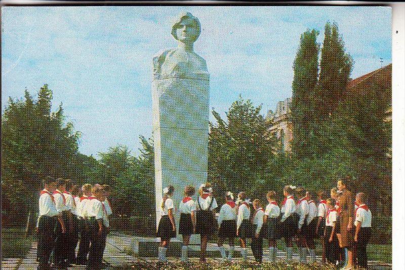PIONIERE - Russland, 1972