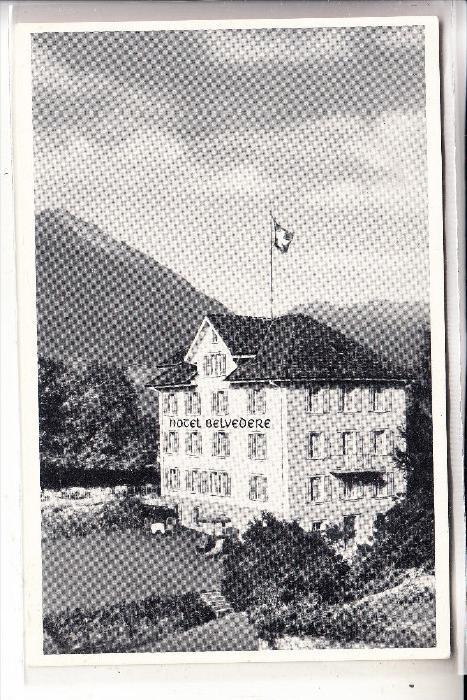 CH 6440 BRUNNEN, Hotel-Garni Belvedere