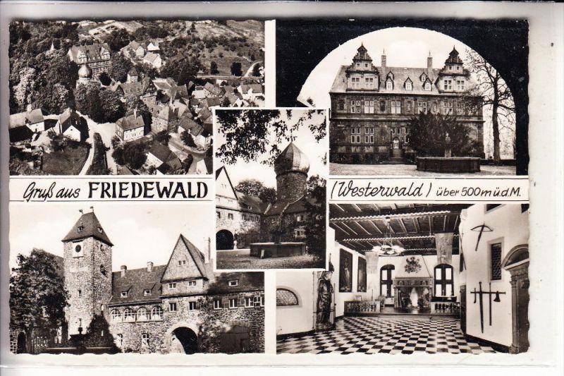 5244 DAADEN - FRIEDEWALD, Schloss Friedewald