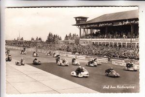 MOTORRAD - Seitenwagen - Rennen auf dem Nürburgring