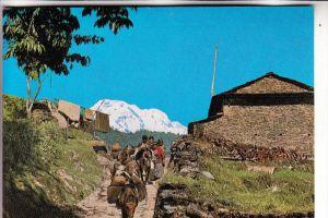 NEPAL - Annapura Range, 1993