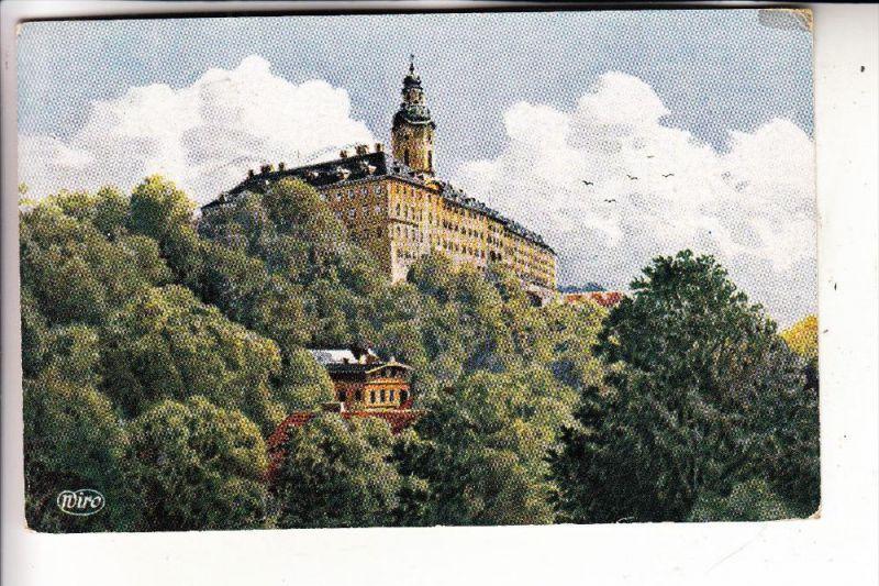 0-6820 RUDOLSTADT, Schloß v. Gymnasium