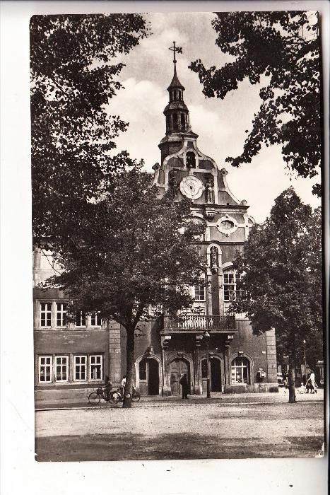 0-5210 ARNSTADT, Rathaus, 1964