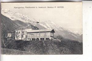 A 6080 IGLS, Alpengasthof Planötzenhof, 1912