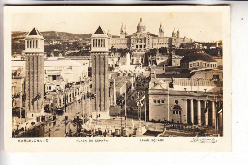EXPO - BARCELONA  1929, Plaza de Espana