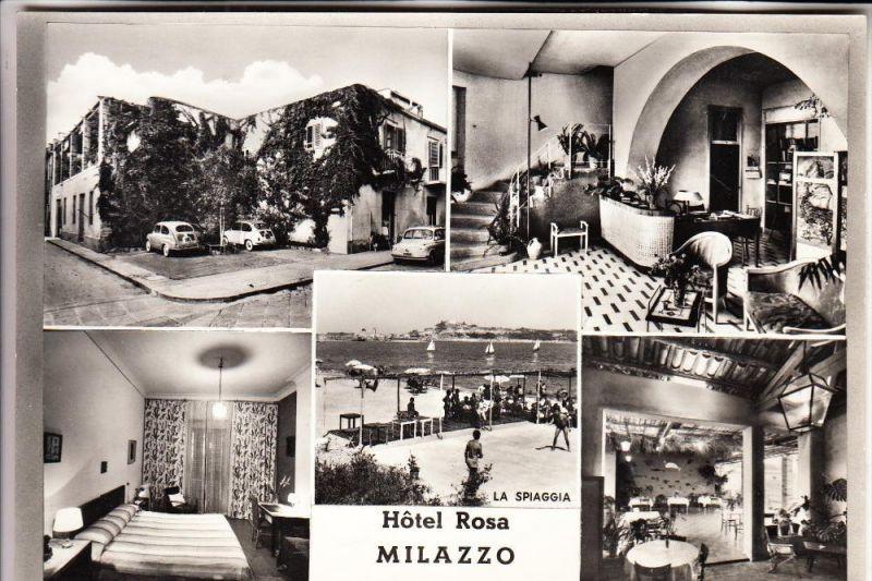 I 98057 MILAZZO, Hotel Rosa
