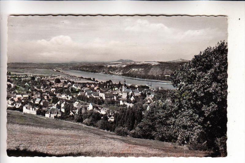 5484 BAD BREISIG - NIEDERBREISIG, Panorama, 1955