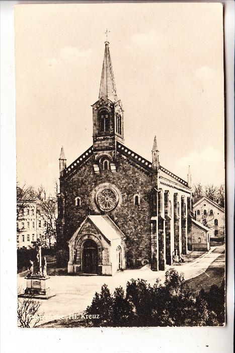 0-8900 GÖRLITZ, Pfarrkirche Heilg Kreuz, 1963