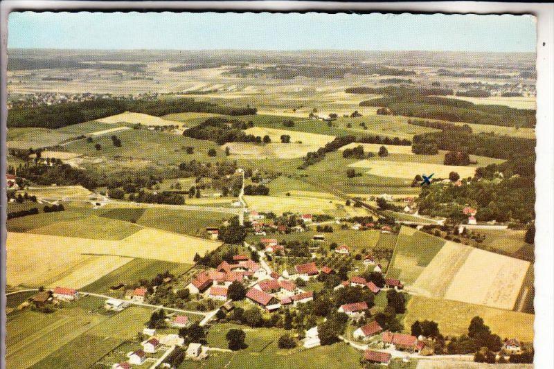 8031 GILCHING - GEISENBRUNN, Luftaufnahme
