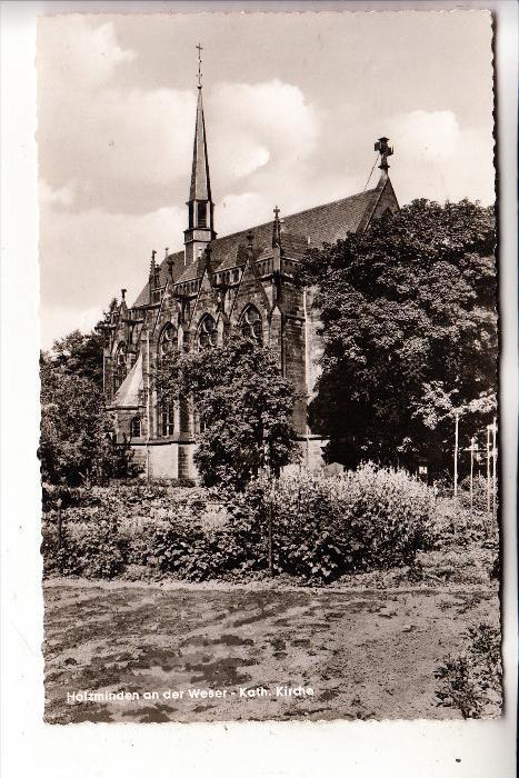 3450 HOLZMINDEN, Kath. Kirche, 1960