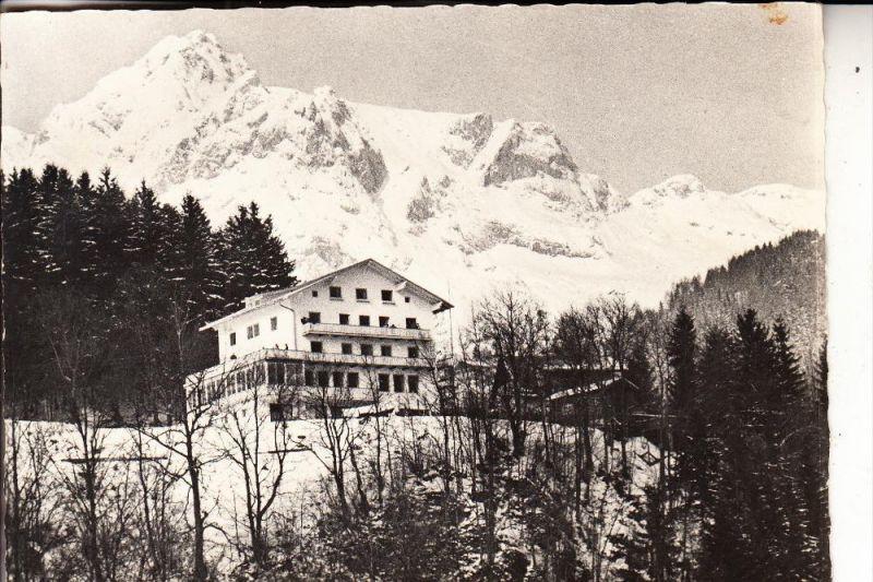 A 5450 WERFEN, Gästehaus Hohenwerfen