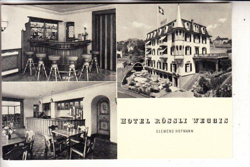 CH 6353 WEGGIS, Hotel Rössli
