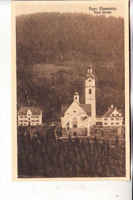8371 BAYERISCH EISENSTEIN, Neue Kirche