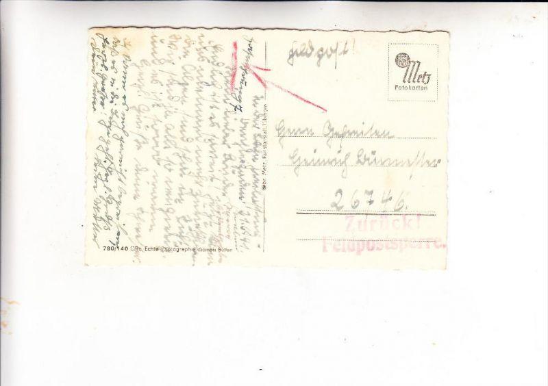 MILITÄR - 2.Weltkrieg, Feldpost Nummer 26746, 21.6.41  Feldpostsperre, 3.Lichtmeß-Batterie, Beobachtungs Abt. 20