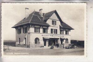 CH 1264 LA CURE, Grenzstation franz. Zoll, 1936