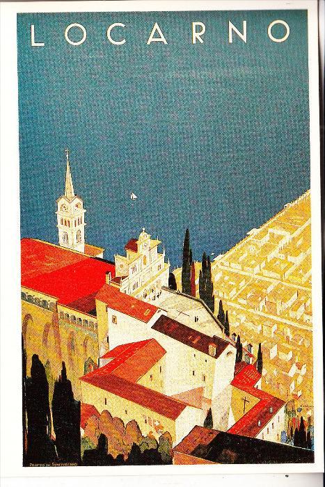CH 6600 LOCARNO, Plakat 1944, Affiche 0