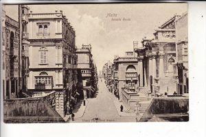 MALTA, Strada Reale