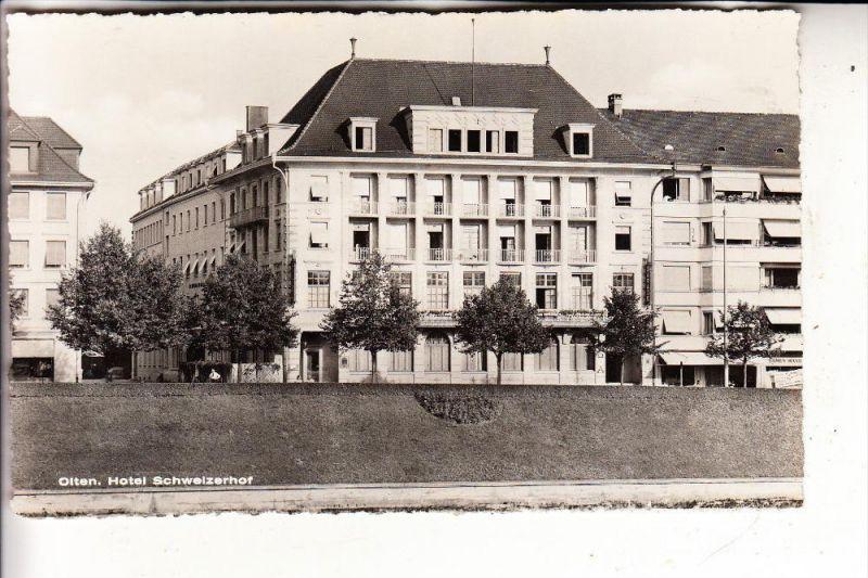 CH 4600 OLTEN, Hotel Schweizerhof
