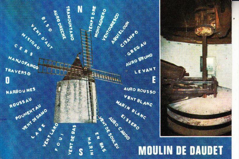 WINDMÜHLE / Mill / Molen / Moulin - DAUDET / F