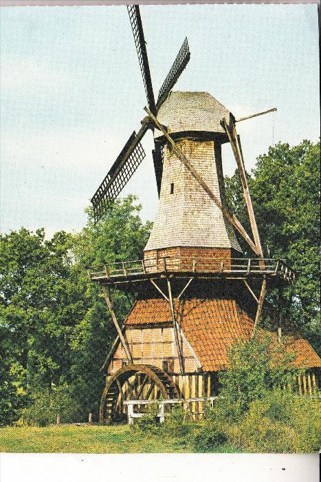 WINDMÜHLE / Mill / Molen / Moulin - Hüvener Mühle im Hümling