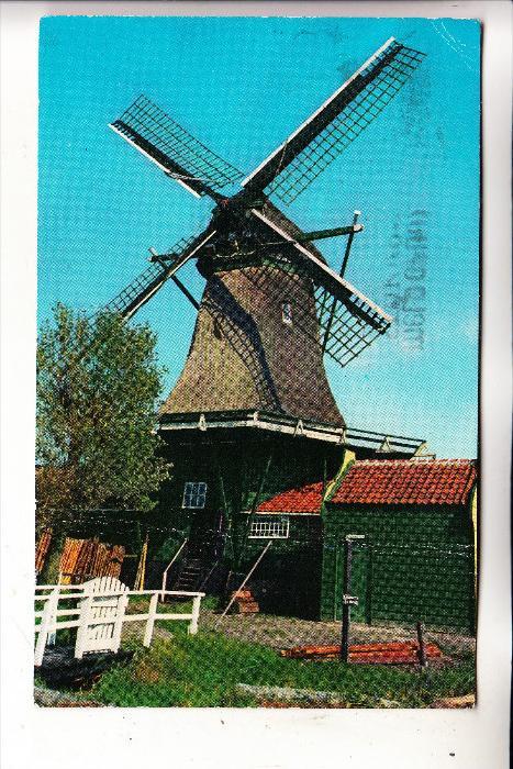WINDMÜHLE / Mill / Molen / Moulin - MONNIKENDAM,