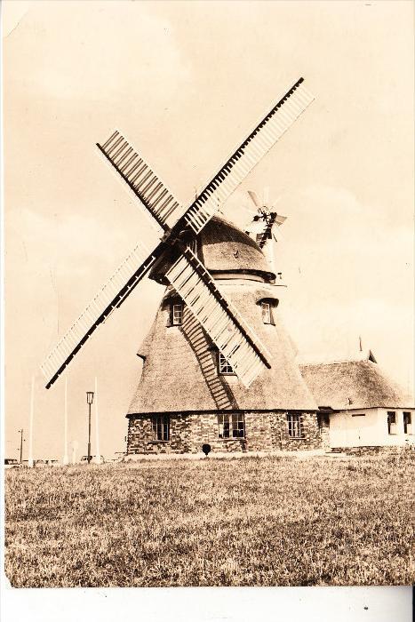 WINDMÜHLE / Mill / Molen / Moulin - GROSS STIETEN Kreis Wismar