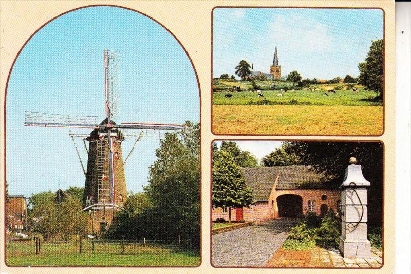 WINDMÜHLE / Mill / Molen / Moulin - HUIJBERGEN,