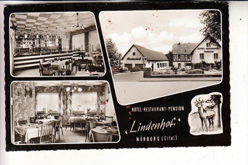 5488 ADENAU - NÜRBURG, Hotel Pension