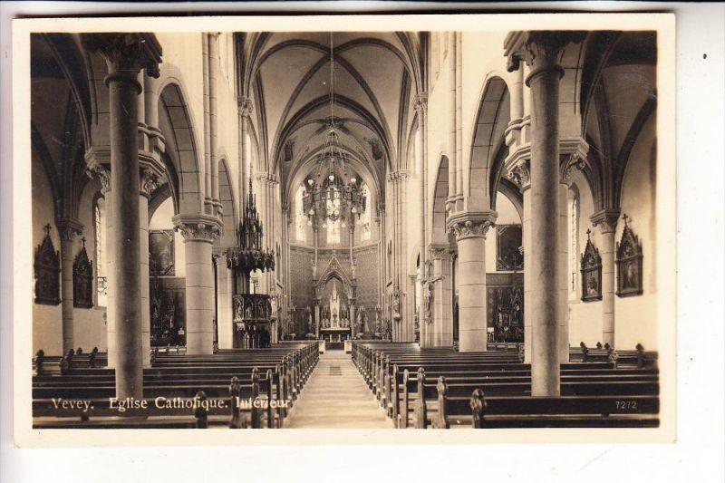 CH 1800 VEVEY, Eglise Catholique
