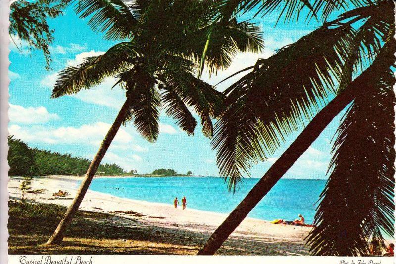 BAHAMAS, Beautiful Beach