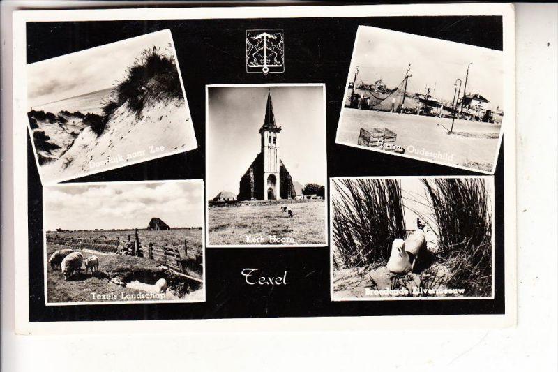NL - NOORD-HOLLAND - TEXEL, multiview, 1958