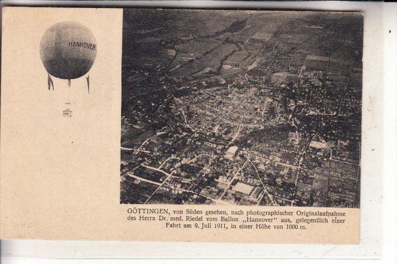 3400 GÖTTINGEN, Ballon