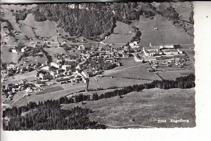 CH 6390 ENGELBERG, Flugaufnahme