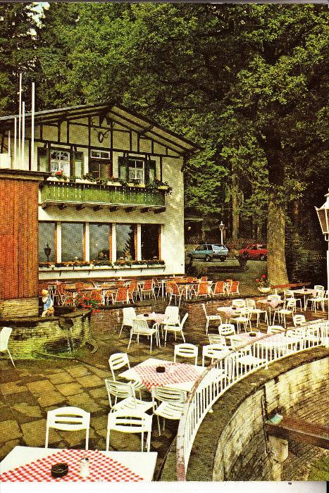 5250 ENGELSKIRCHEN - OBERSTAAT, Hotel - Cafe