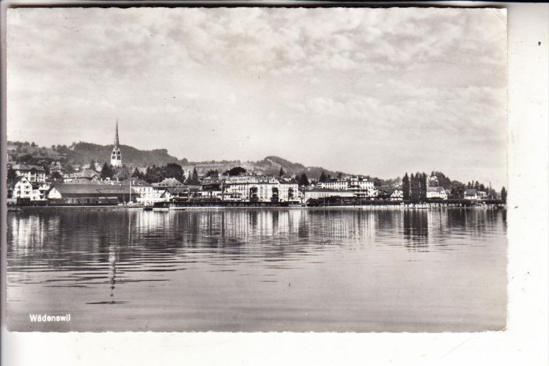CH 8820 WÄDENSWIL, Panorama, 1962