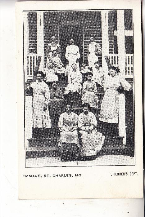 USA - MISSOURI - ST. CHARLES, Emmaus, Children's Dept.