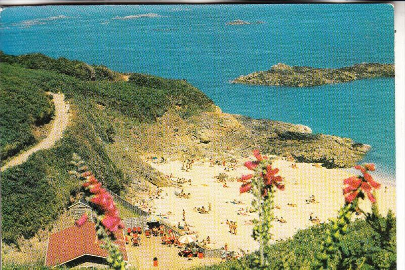UK - ENGLAND - CHANNEL ISLAND - GUERNSEY, Belvoir Bay