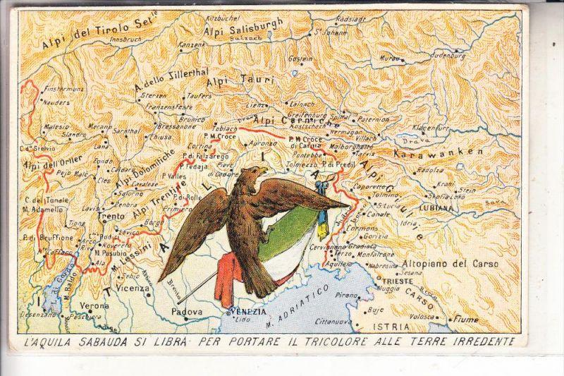 ITALIA / ITALIEN - Patriotica