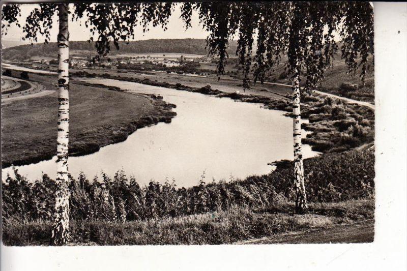 L 5451 GREIVELDANGE, Panorama, kl. Druckstelle