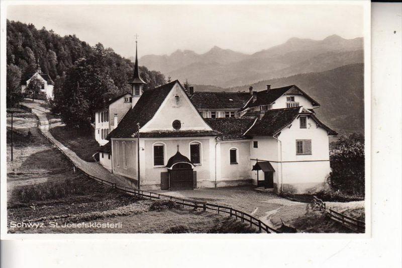 CH 6430 SCHWYZ, Sankt Josefsklösterli