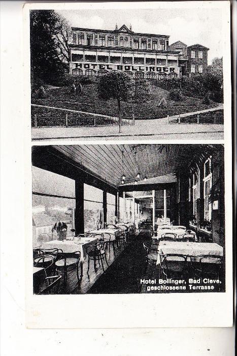 4190 KLEVE, Hotel Bollinger