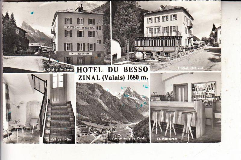 CH 3961 ZINAL, L'Hotel du Besso