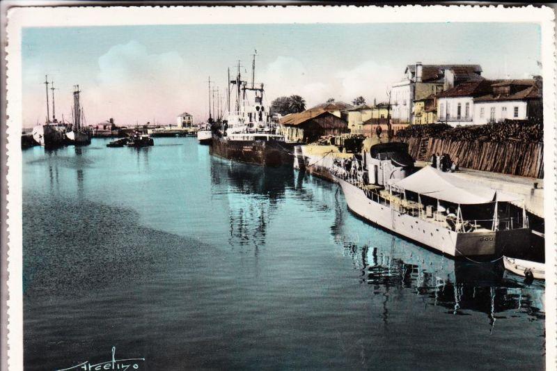 P 4904 VIANA DO CASTELO, Um ades Docas, Hafen / harbour